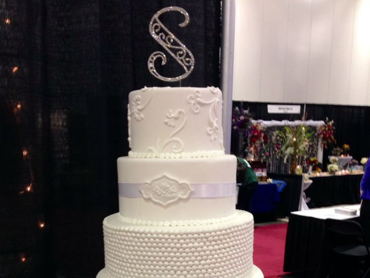 Tmx 1422026914639 1 Milwaukee, Wisconsin wedding cake