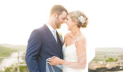The wedding of Corey and Ashley