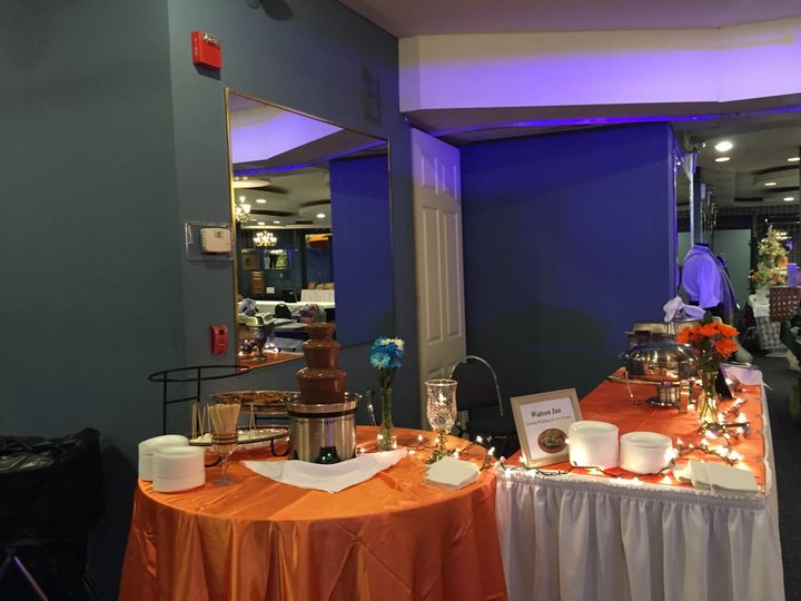 Chocolate Fountain.. great for all ages