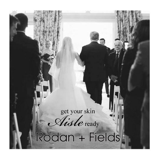 Get your skin Aisle Ready with Rodan + Fields skincare.