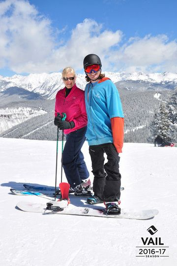 Love to ski? Winter wonderland honeymoon!