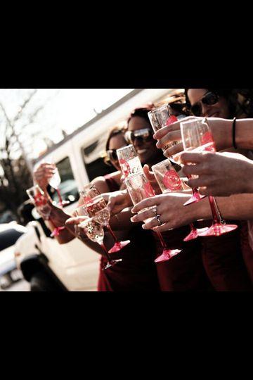 tstar champagne toast