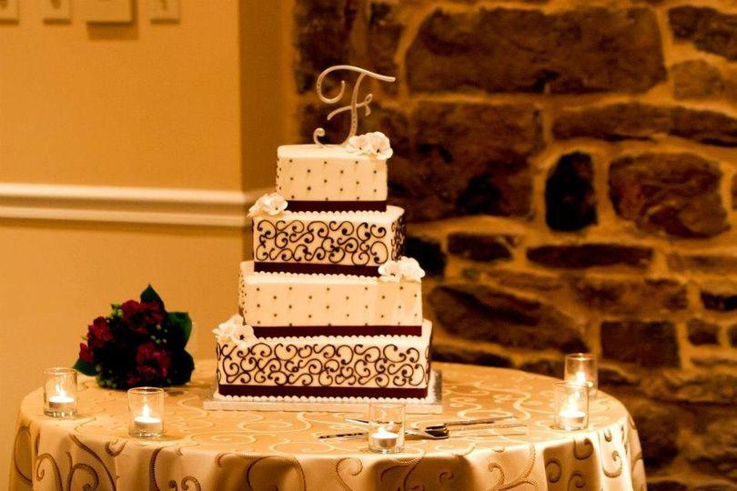Weddinf cake