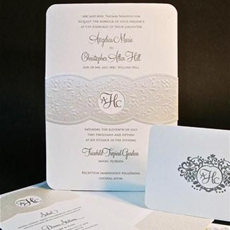 Tmx 1388423955810 Arlenesegalwedding11 Newton Center wedding invitation