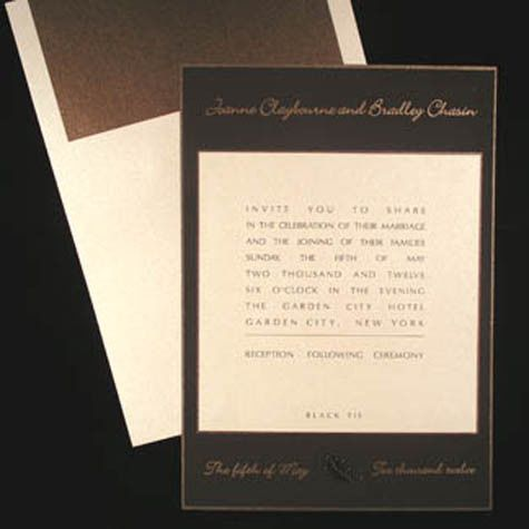 Tmx 1388423964566 Arlenesegalwedding52 Newton Center wedding invitation