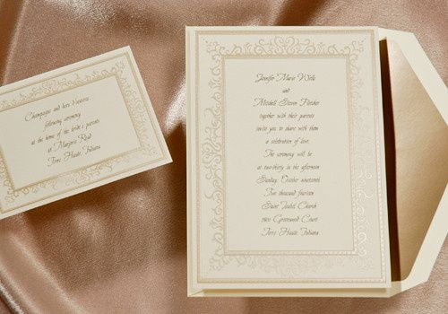 Tmx 1388423966406 Birchcraft41 Newton Center wedding invitation