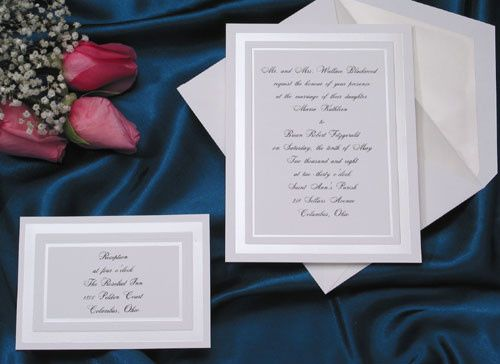 Tmx 1388423967937 Birchcraft55 Newton Center wedding invitation