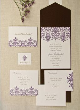 Tmx 1388423975817 Birchcraftpocket11 Newton Center wedding invitation