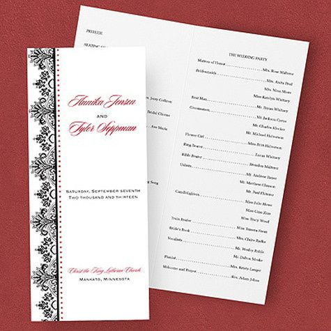 Tmx 1388423977246 Carlsonprogram Newton Center wedding invitation