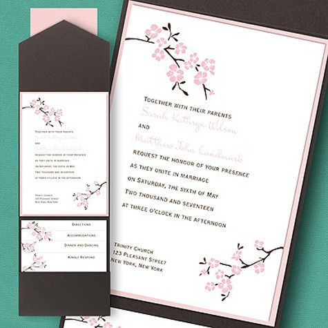Tmx 1388423998903 Carlsonweddingpocket366 Newton Center wedding invitation