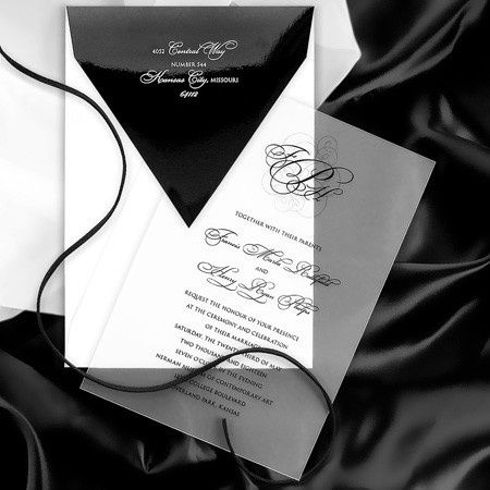 Tmx 1388424008152 Cestpapierwedding82 Newton Center wedding invitation