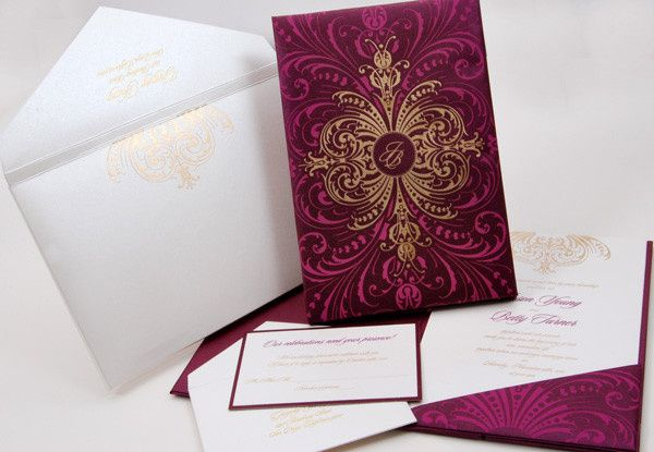 Tmx 1388424019270 Charuwedding Newton Center wedding invitation