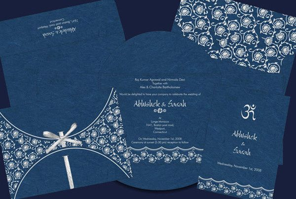 Tmx 1388424031501 Charuwedding Newton Center wedding invitation