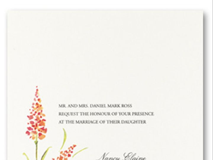 Tmx 1388424042550 Checkerboardwedding Newton Center wedding invitation