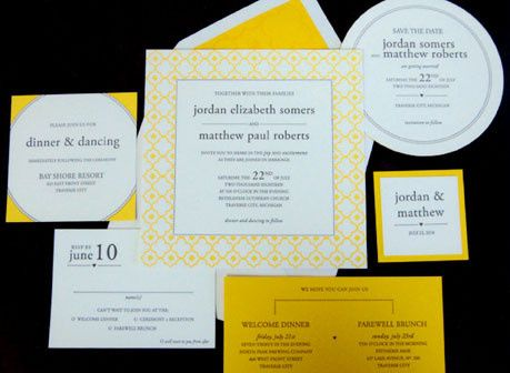 Tmx 1388424052310 Designerletterpress Newton Center wedding invitation
