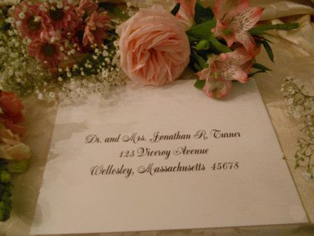 Tmx 1388424325679 Viceroy Newton Center wedding invitation