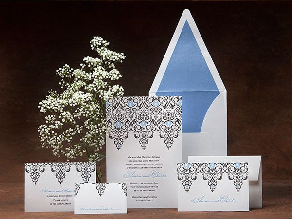 Tmx 1437769107701 Mosaicawedding25 Newton Center wedding invitation