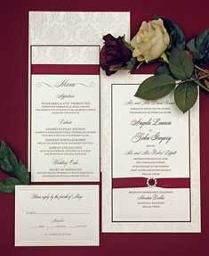 Tmx 1437769210990 Lemontreewedding2217lx235 Newton Center wedding invitation