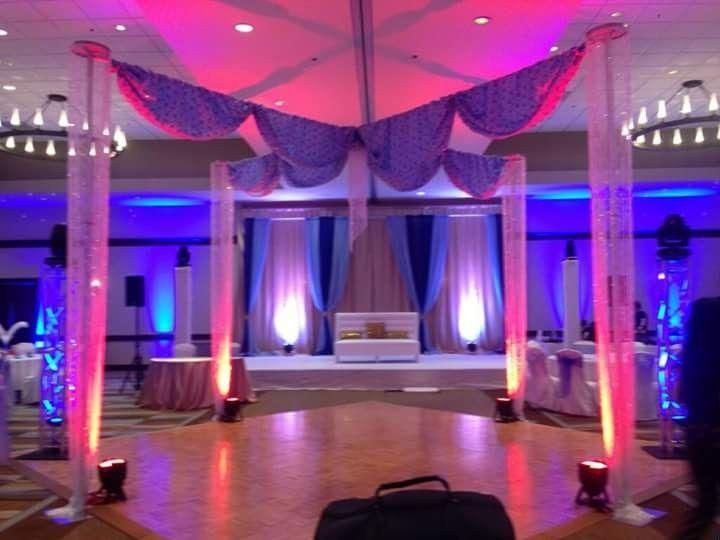 Tmx 1458742349115 Dance Floor Decor Fort Worth wedding rental