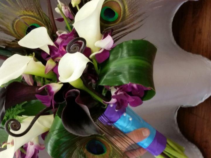 Tmx 1458742643878 Peacock Bouquet Fort Worth wedding rental