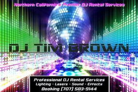 DJ Tim Brown