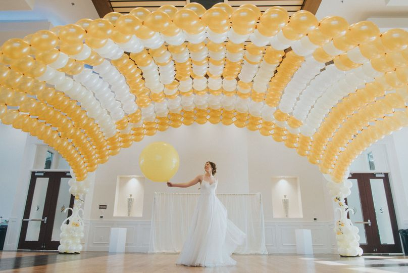 Balloon Art by Merry Makers
