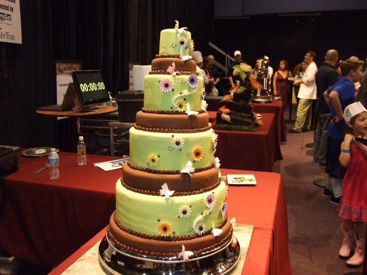 Tmx 1346300534344 269 Valrico wedding cake
