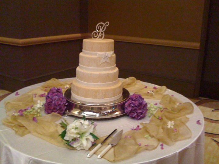 Tmx 1346522644542 IMG6807 Valrico wedding cake