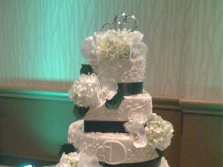 Tmx 1346522645851 IMG68072 Valrico wedding cake