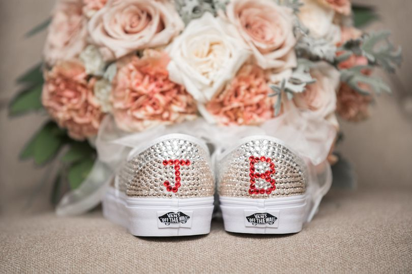 Vans and Flowers