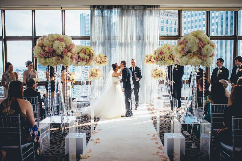 wyndham chicago riverfront wedding