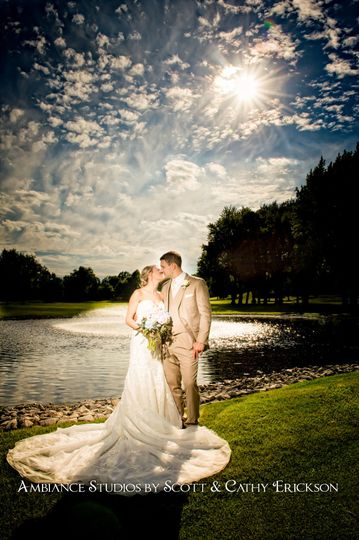 Scenic View wedding