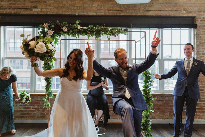 Morgans on Fulton Wedding