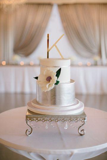 Wedding Cake - Room 1520