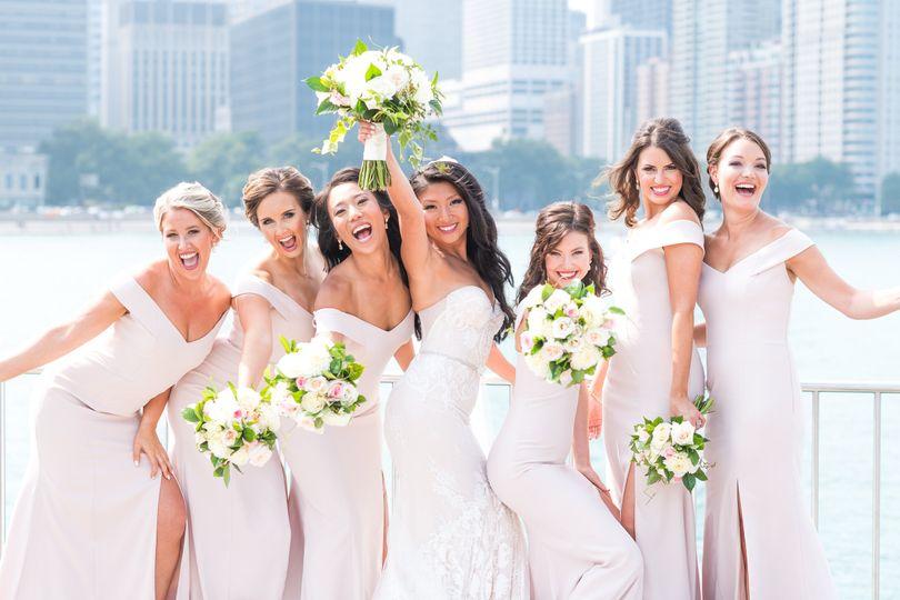 Olive park bride tribe