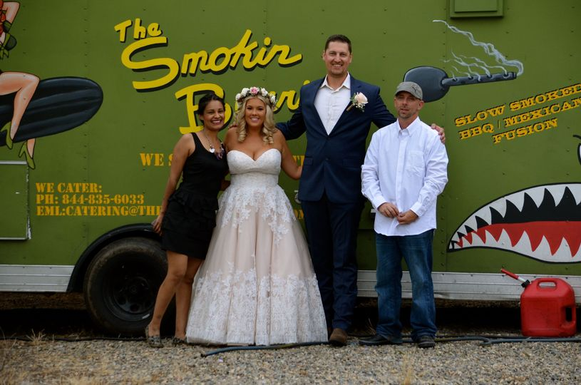 The Smokin' Burrito Food Truck and Catering
