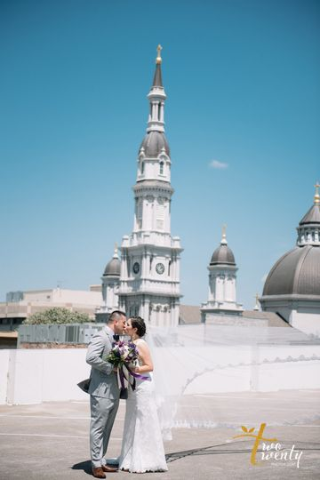 downtown sacramento wedding engagement cathedral b