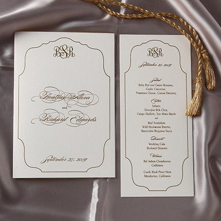 Tmx 1463166115236 Cp Unforgettable 1 Columbia, MD wedding invitation