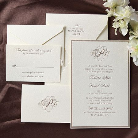 Tmx 1463166119483 Cp Unforgettable 3 Columbia, MD wedding invitation
