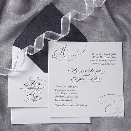 Tmx 1463166304677 Cp Unforgettable 9 Columbia, MD wedding invitation