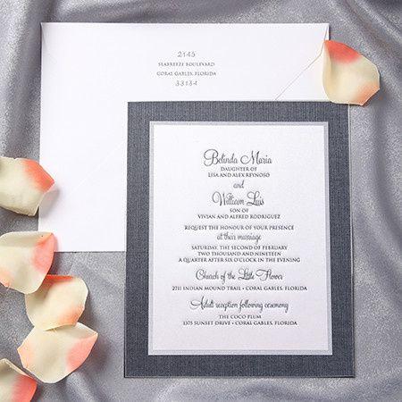 Tmx 1463166307923 Cp Unforgettable 10 Columbia, MD wedding invitation