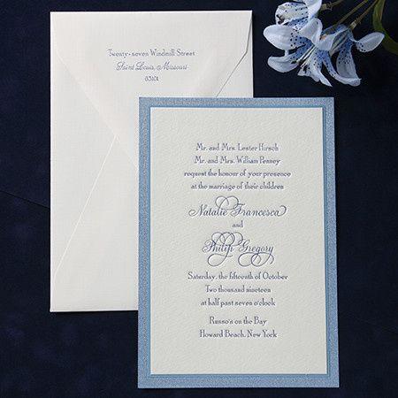 Tmx 1463166315906 Cp Unforgettable 12 Columbia, MD wedding invitation