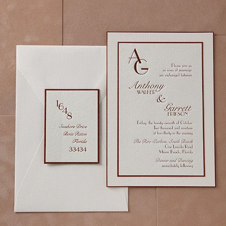 Tmx 1463166320061 Cp Unforgettable 13 Columbia, MD wedding invitation