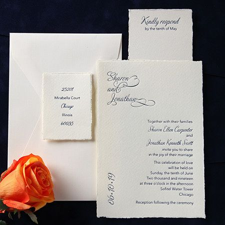 Tmx 1463166323782 Cp Unforgettable 14 Columbia, MD wedding invitation