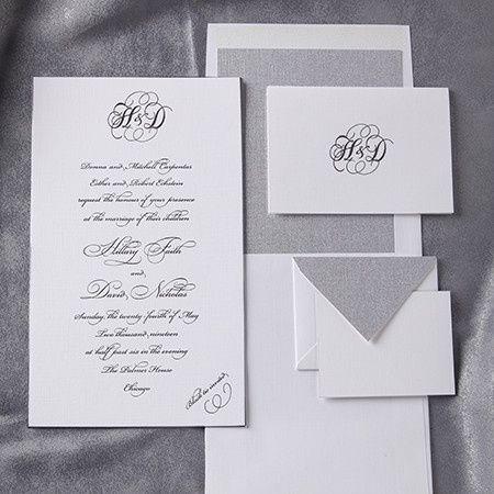 Tmx 1463166337626 Cp Unforgettable 18 Columbia, MD wedding invitation