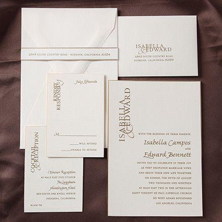 Tmx 1463166350933 Cp Unforgettable 20 Columbia, MD wedding invitation