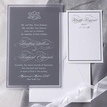 Tmx 1463166355384 Cp Unforgettable 21 Columbia, MD wedding invitation