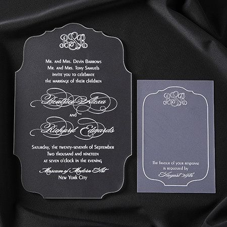 Tmx 1463166359842 Cp Unforgettable 22 Columbia, MD wedding invitation