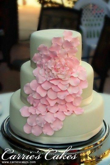 Carries Cakes Wedding Cake Utah Salt Lake City and surrounding