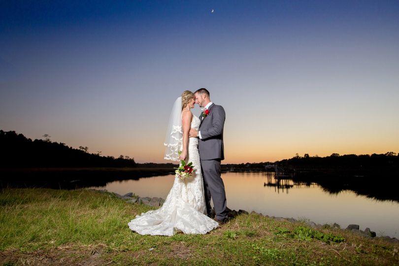 Wedding Couple - Charleston, SC